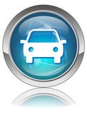 Fototapety CAR Web Button (Hire Rent Carpool Insurance Auto Transport Road)