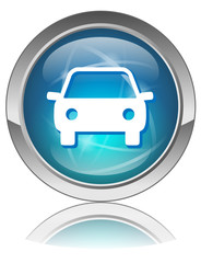 CAR Web Button (Hire Rent Carpool Insurance Auto Transport Road)