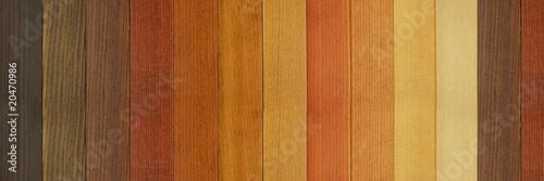 Papiers peints Bois nuancier bois