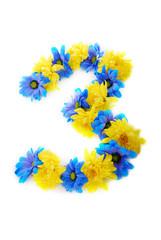 trois fleuri