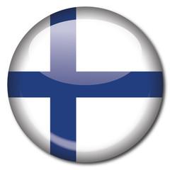 Chapa bandera Finlandia