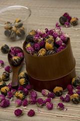 Flowers for Tea