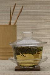 Chinese Tea in Gaiwan