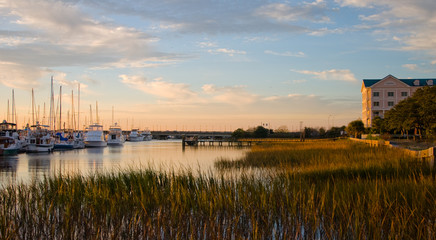 Marina - Charleston, South Carolina