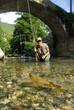 Pêche à la truite - 20481743