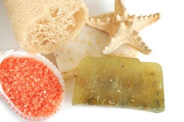 Natural soap and