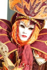 Rosso mascherato