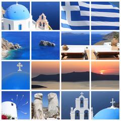 Les Cyclades - Grèce