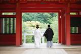 Fototapety 日本の結婚式 イメージ