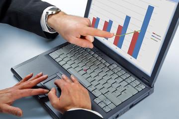 Besprechung der Quartalszahlen