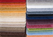 Color samples of carpet - 20510329