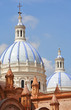 Cathedral Of The Immaculate Conception In Cuenca, Ecuador