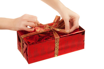 prepare present