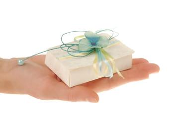 self-made presentbox