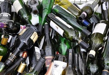 recyclage de verre
