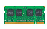 Laptop memory module (SO-DIMM) poster