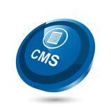 cms zeichen system software information poster
