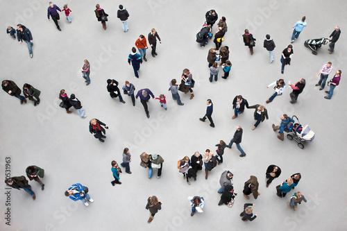 Crowded - 20531963