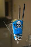 Toxic Hazard poster