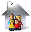 Famille et maison
