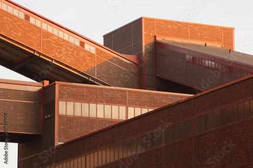 Impressionen der Zeche Zollverein, Ruhr.2010
