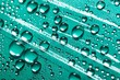 water-drops background