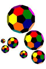 Pelota de colores