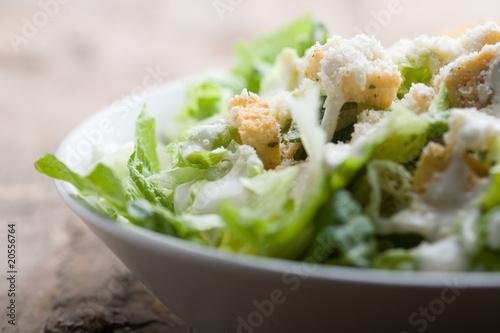 Aluminium Salade Ceasar salad