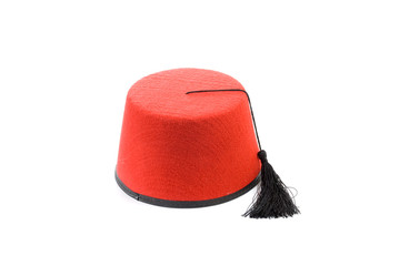 Isolated hat