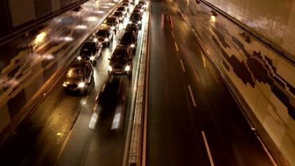 Verkehr, Zeitraffer