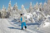 Ski Langlauf  4591