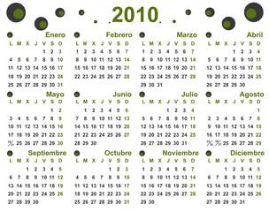 Calendario 2010 1