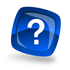 question internet icon