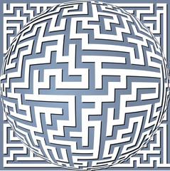 Labyrinth Objekt