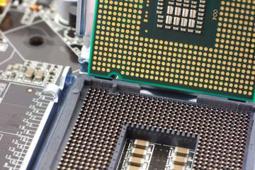computer processor, CPU for LGA 775 socket