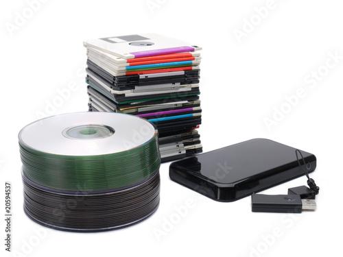 Data storage media