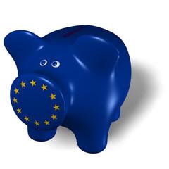 Sparschwein_Europa