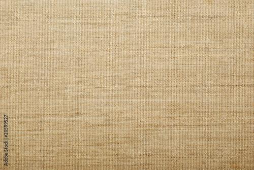 Leinwanddruck Bild burlap texture