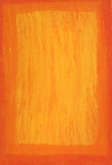 Hot orange background