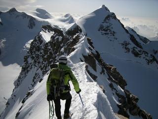 Monte Rosa Lyskam Orientale