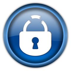 Broken lock button