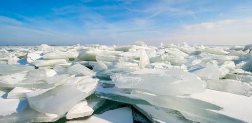 shelf ice in Marken