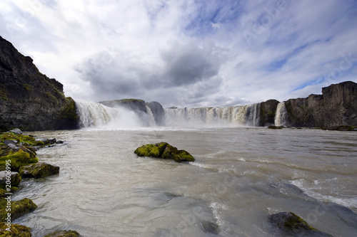 Godafoss waterfal