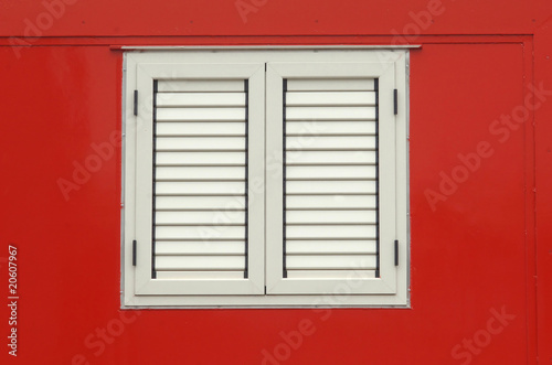 finestra chiusa di marzia giacobbe foto stock royalty