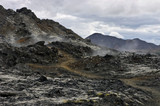 Active Volcanic Fissure poster