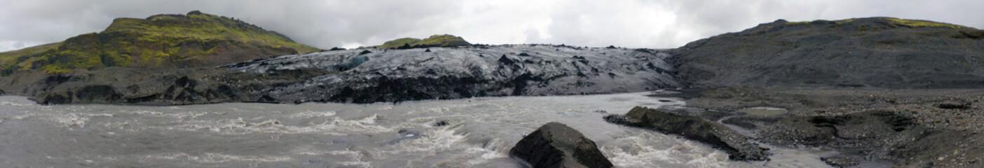 Glacier's End