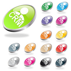CRM colour buttons