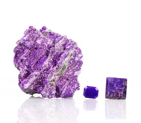Sugilite or Luvulite, the Healer Stone