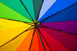Rainbow umbrella 4