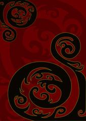 tribal textile background